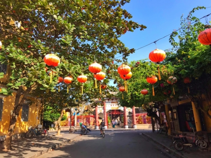 Interesting things to do when coming to Hoi An.